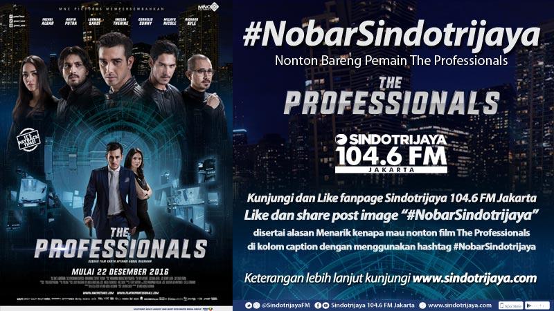 #NobarSindotrijaya The Professionals