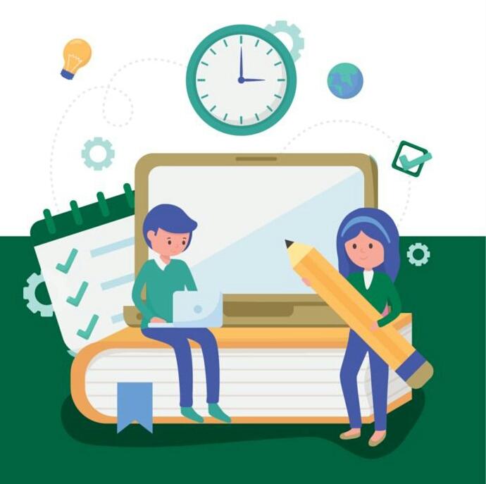 7 Tips Mengatur Waktu Selama Belajar Dari Rumah Mnc Trijaya 104 6 Fm