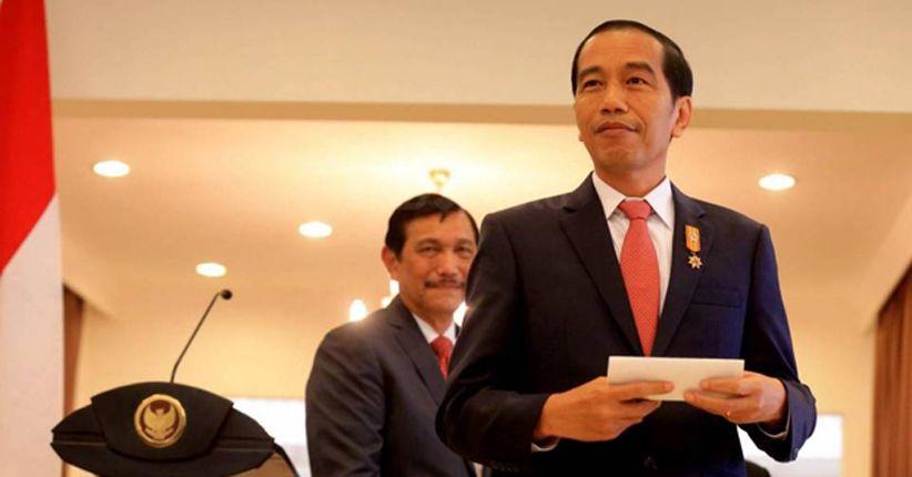 Presiden Jokowi Bagikan 3.000 Sertifikat Tanah di Jakarta Barat