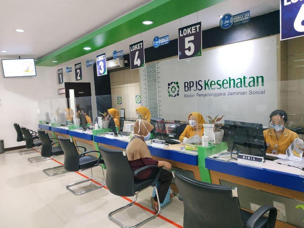 Bpjs Kesehatan Jakarta Pusat Siap Berikan Pelayanan Di Era New Normal Mnctrijaya Com