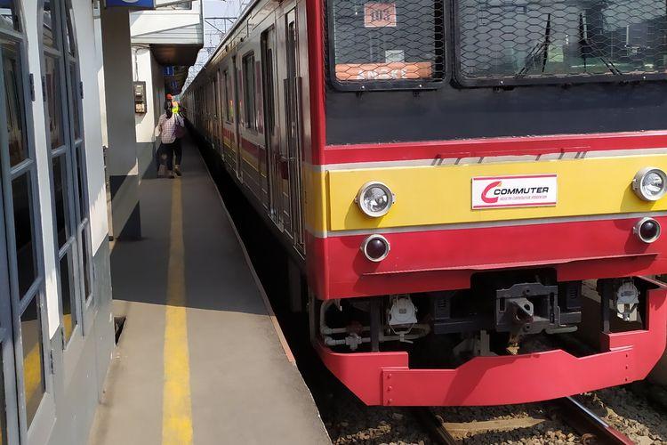 KCI Tambah Kapasitas Angkut Commuter Line Duri-Tangerang