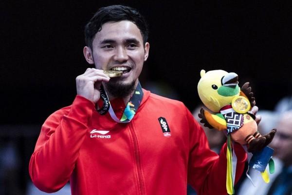 Asian Games 2018 Tambah Perunggu Indonesia, Hulaefi: Ini Persembahan untuk Bangsa