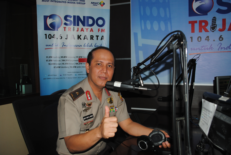 Brigadir Jenderal Polisi Boy Rafli Amar