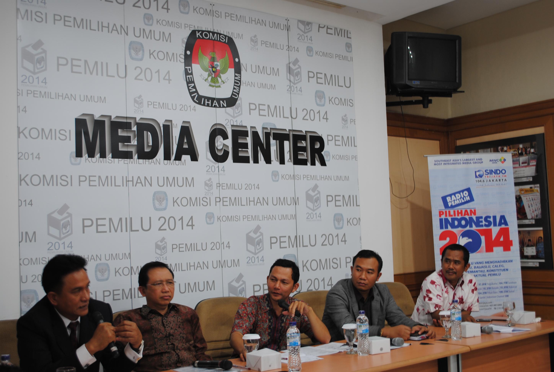 Launching Pilihan Indonesia 2014