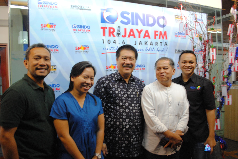 Latief Siregar, Cecilia Tiara, Agus Santoso, T.Syahrul, Doudy JT